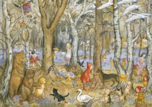 Fairy Tale Wood