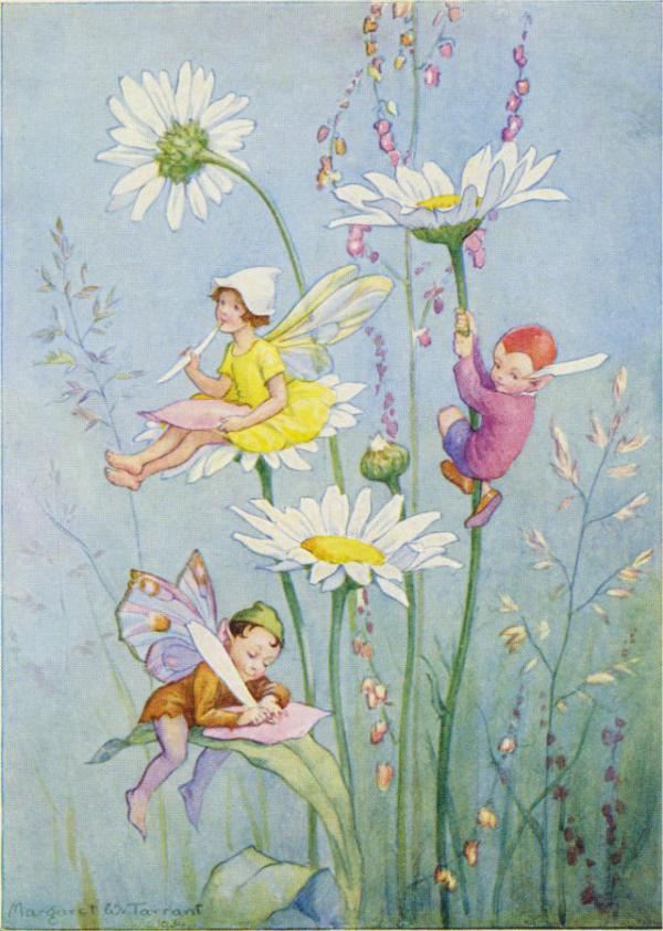 Joan in Flowerland